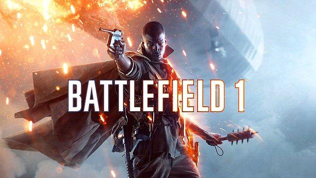 7. Battlefield 1