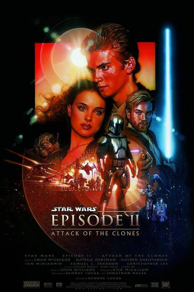 2. Star Wars Bölüm 2: Klonların Saldırısı