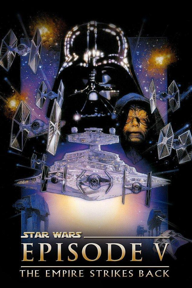 9. Star Wars Bölüm 5: İmparator