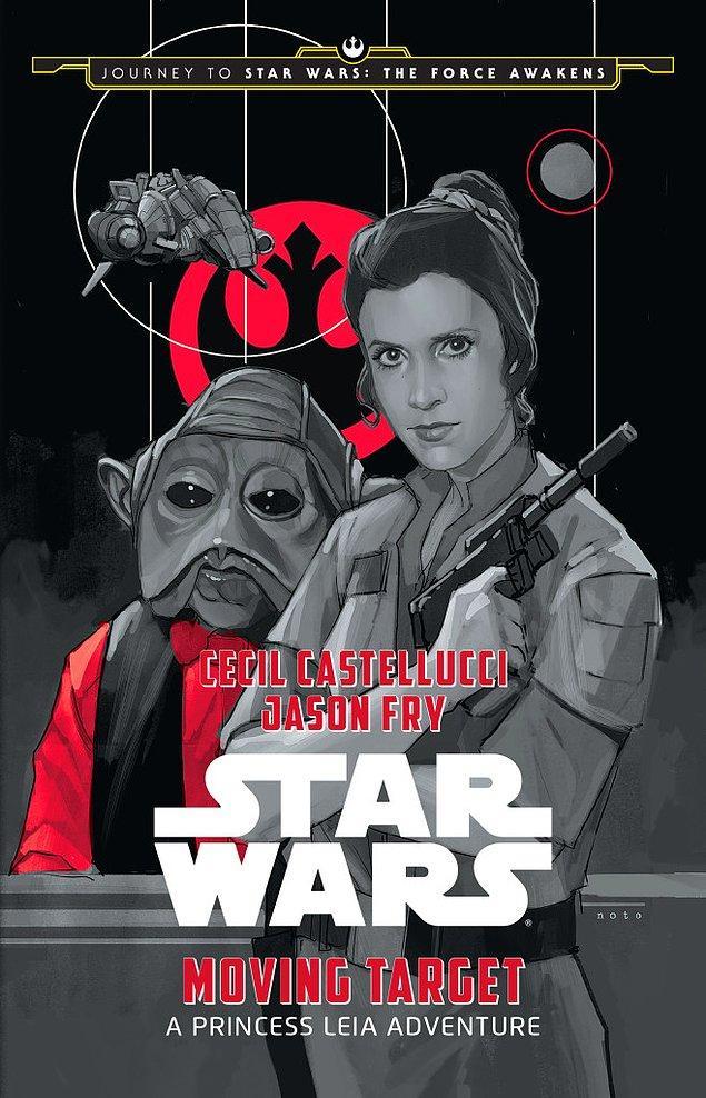 10. Kitap- Star Wars: Hareketli Hedef