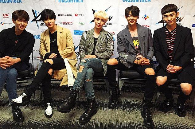 SHINee K-pop akımının en önemli temsilcilerinden biri.