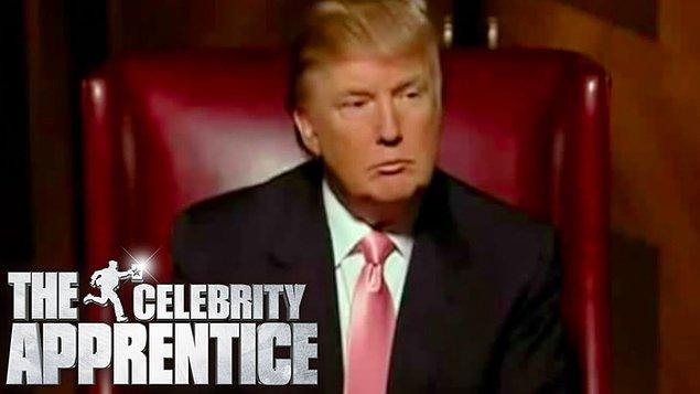 8. Trump yönetiminin içinden gelen bilgilere göre, The Apprentice adındaki televizyon programının eski sunucusu bir keresinde yakınındakilere ülke yönetimini bir televizyon yarışması olarak kabul etmelerini ve herkesin bir yarış içinde olduğunu söylemiş.