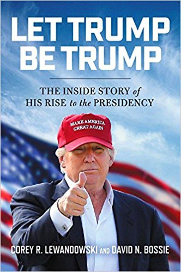 15. Eski yardımcıları tarafından çıkarılan yeni kitap 'Let Trump Be Trump'a göre, uzun bir ralliden sonra 2 Big Mac, 2 Filet-O-Fish ve maltlı sütten çikolatalı milkshake içiyormuş.