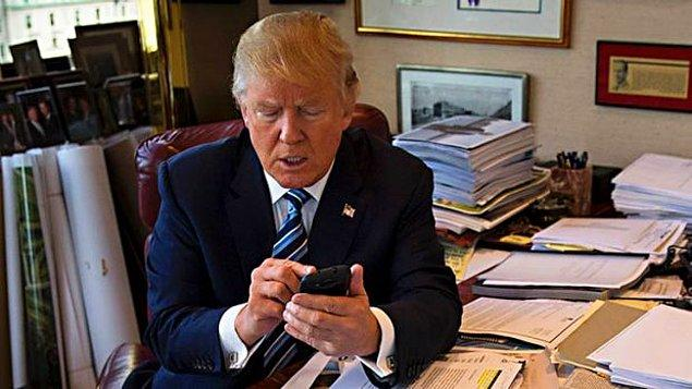 20. Baktı ki başkanın tweet atmasını engelleyemiyor, o da tweet atmaya boş zamanı kalmasın diye toplantılarını hızlandırıyor ve artırıyor.