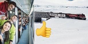 Bilet Bulunamıyor! Bol 'Like' Getiren Ankara-Kars Arası Doğu Ekspresi Seferlerine Yoğun İlgi