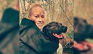 ABD'de Korkunç Olay: Pitbull Cinsi İki Köpek Sahibini Öldürdü ve Yedi!
