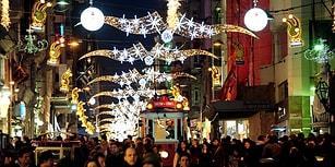 Gerekçe Güvenlik: Taksim'deki Yılbaşı Kutlamaları Yasaklandı