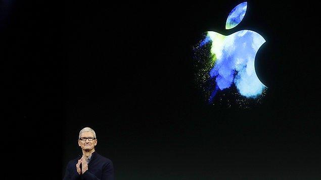 Apple'dan yapılan açıklama şöyle;