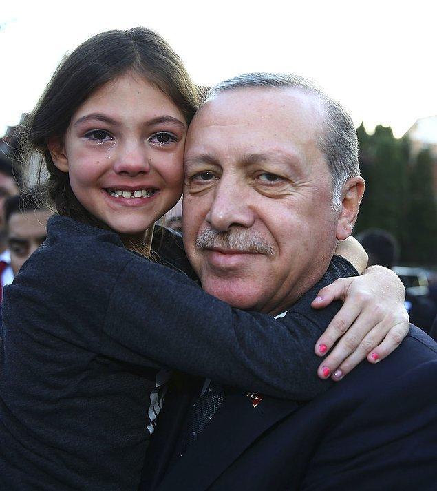 17. Erdoğan sevgisi. 📷 Kayhan Özer