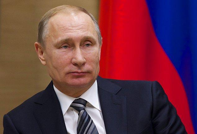 Hiç kuşkusuz dünya liderleri arasında en değişik isimlerden birisi Vladimir Putin.