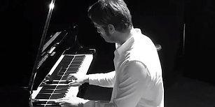 Yetenekli İnsanın Hali Başka Oluyor: Kıvanç Tatlıtuğ Piyano Çaldı