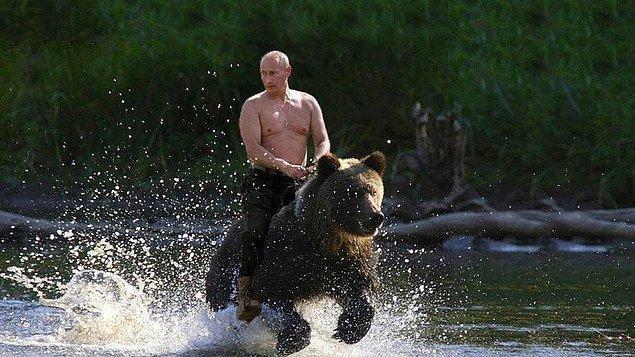 Gelin bakalım Putin'in sır gibi sakladığı kızları kim?