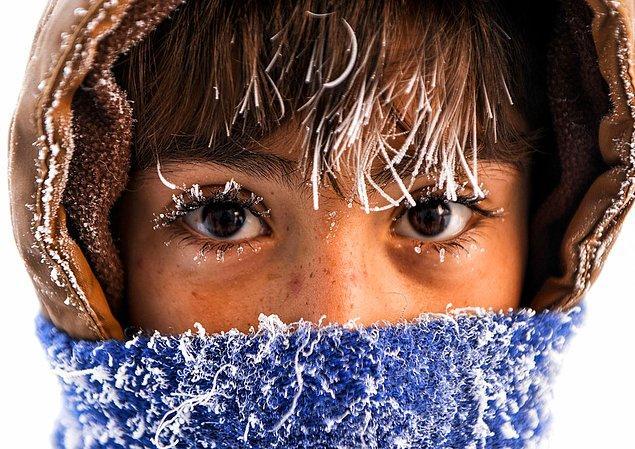 19. Ardahan'da kış. 📷 Günay Nuh