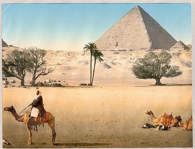 Kuzey Afrika!