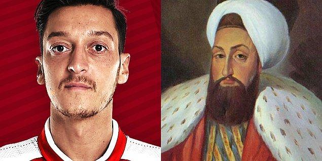 5. Mesut Özil - 3.Selim