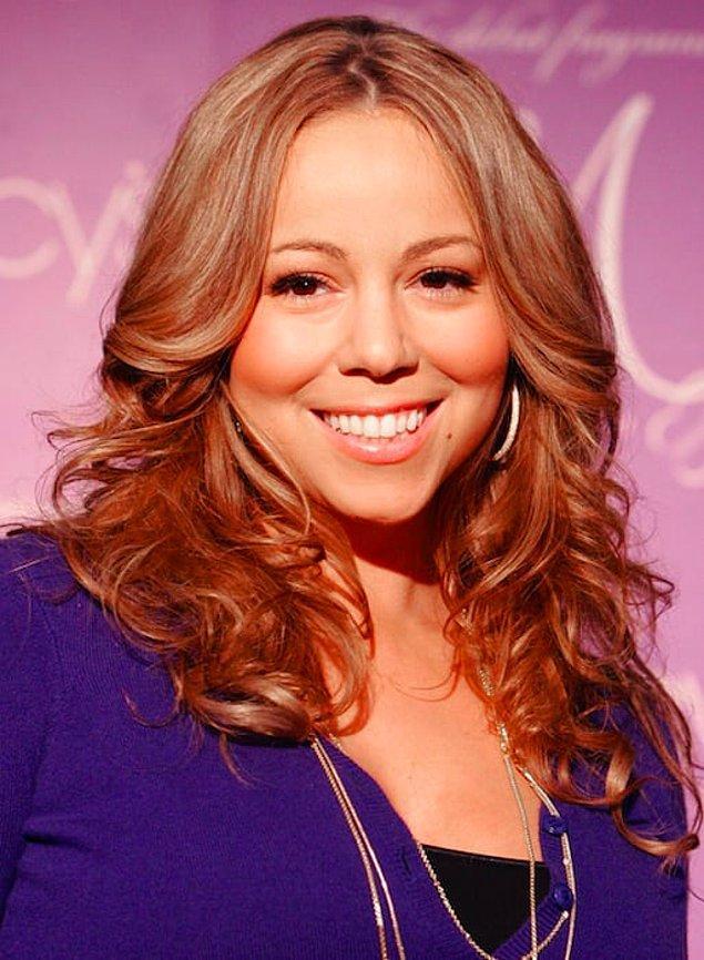 11. Mariah Carey