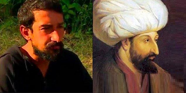 15. Serhat Akın - Fatih Sultan Mehmet