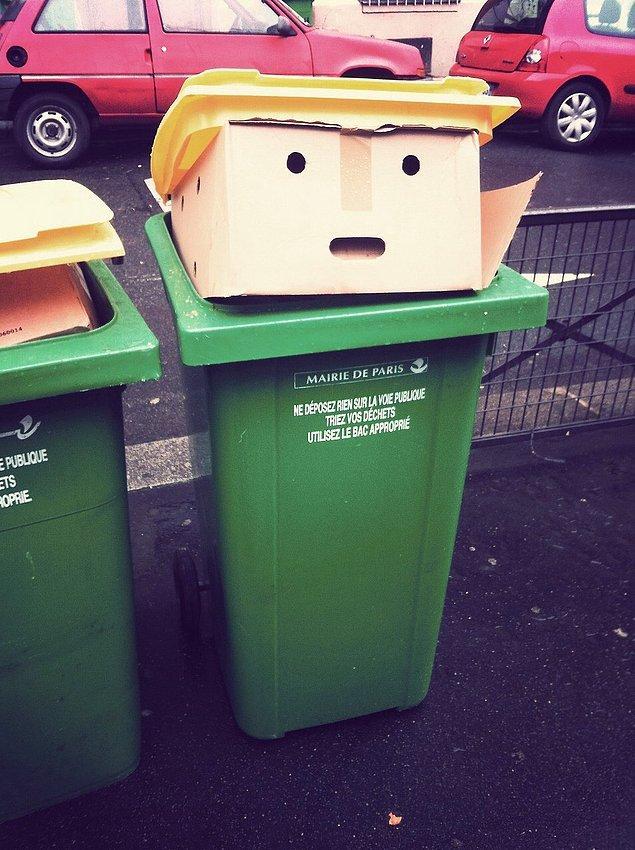 19. Adeta Trump'ın ikizi bu kutu