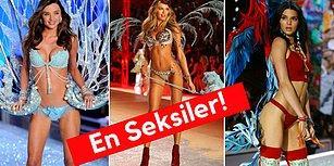 Onedio Okurlarının Seçtiği En Seksi 17 Victoria's Secret Meleği!