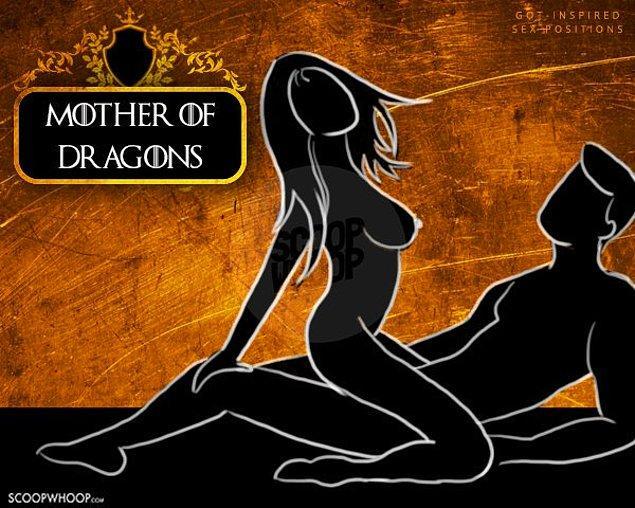 1. Ejderhaların Annesi