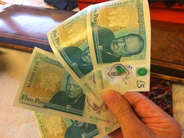 2. Bozuk paralarınızı, para üstlerini, sağda solda kalmış parayı birikecek bir yerde tutun!