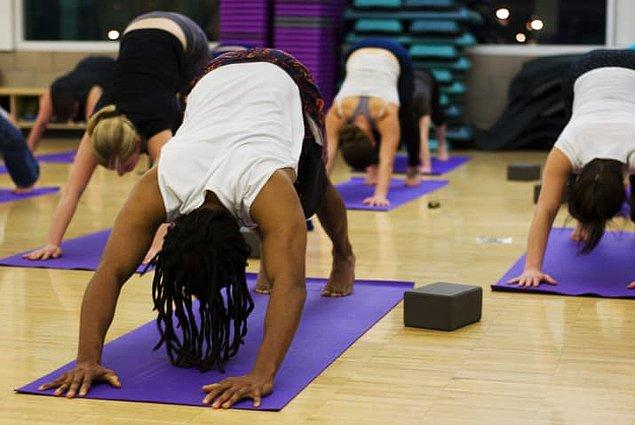 4. Sadece vücudunuza değil kafanıza da iyi gelen bir spora başlayın.