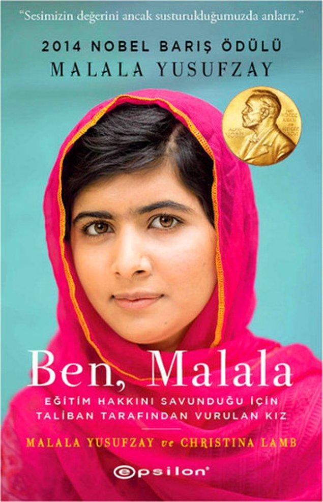 40. Ben, Malala - Malala Yusufzay ve Chiristina Lamb