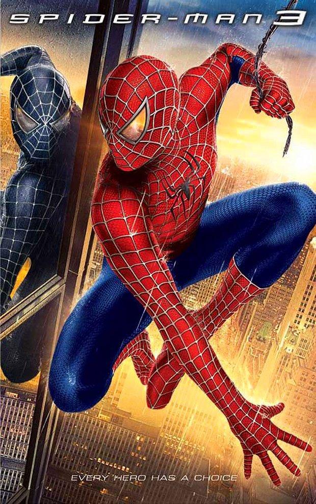 Örümcek Adam 3 - 2007