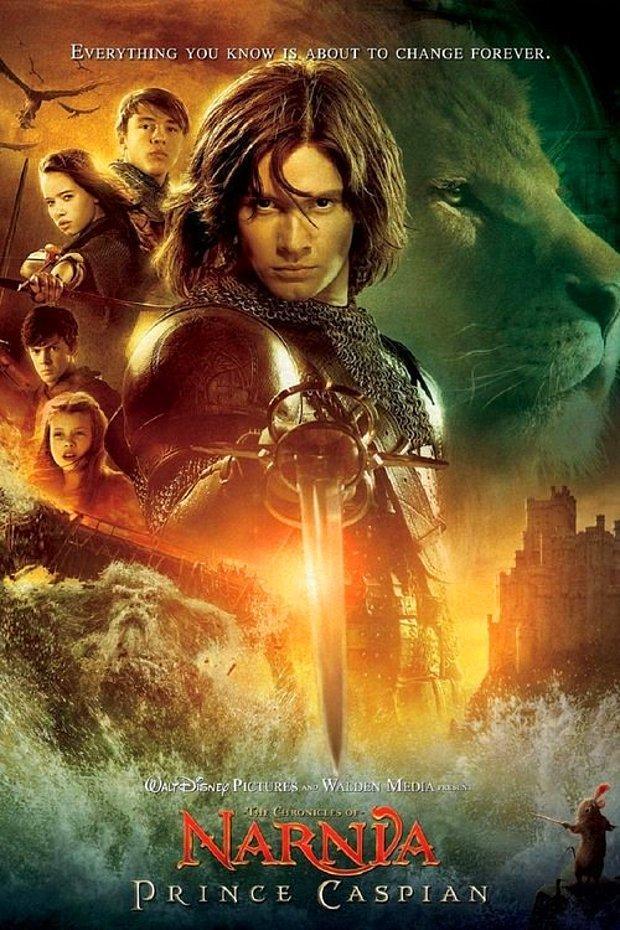 Narnia Günlükleri: Prens Kaspiyan - 2008