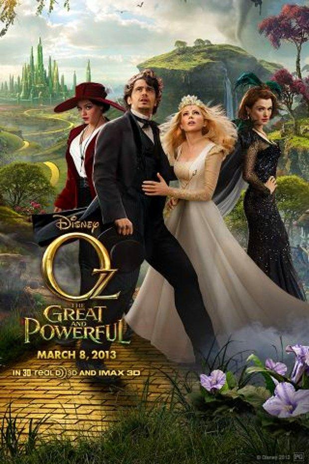 Muhteşem ve Kudretli Oz - 2013