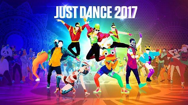 12. Just Dance 2017 - %75 - 43.75 TL
