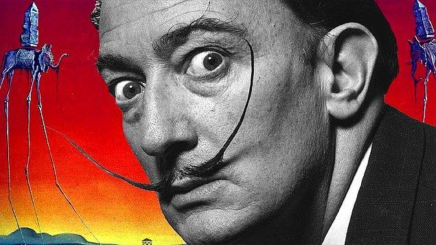 Salvador Dalí!