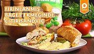 Lezzeti Fırından Gelen Fırınlanmış Baget Ekmeğinde Club Sandviç Nasıl Yapılır?