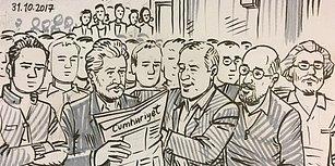 Cumhuriyet Davasında Cezalar Onandı: Hapis Cezası 5 Yılın Altında Olanlar Yeniden Cezaevine Girecek