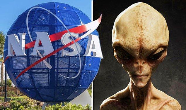 13. 200 milyon ışık yılı öteden gelen sinyal çözüldü. NASA mesajda, uzaylıların ebelerimizle ilgili bilgi alma uğraşında olduğunu bildirdi.