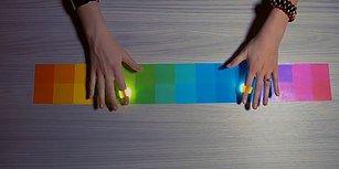 Renklerle Müzik Yapmanızı Sağlayan Akıllı Yüzük: Specdrums