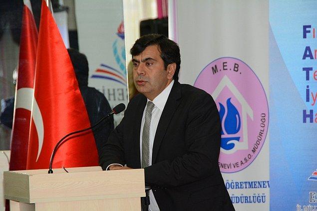 Milli Eğitim Bakanlığı Müsteşarı Doç. Dr. Yusuf Tekin: 'Sapkınlık'