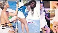 2017'ye Bir Skandalla Daha Veda Ediyoruz! Hande Yener Sinirlendiği Seren Serengil'in Çıplak Fotoğraflarını Paylaştı!