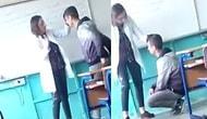 Soruşturma Başlatıldı ve Okuldan Uzaklaştırıldı: Samsun'da Öğrencisine Diz Çöktürüp Tokatlayan Öğretmen