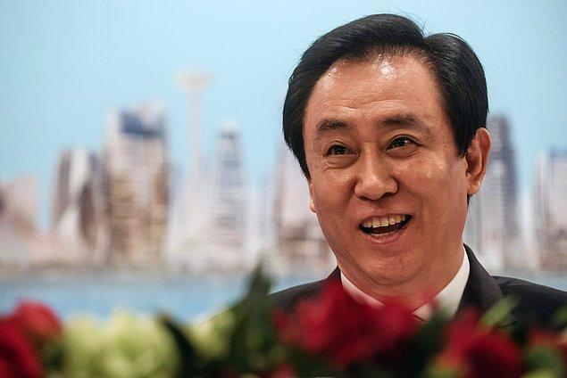 Çin zirveye oynuyor: Çinli işadamı Hui Ka Yan, 25,9 milyar dolarla servetini yüzde 350 artırdı ve Bezos'un ardından servetini en fazla artıran kişi konumuna yükseldi.
