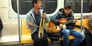 Ankara Metrosunda Melih Gökçek Döneminde Getirilen 'Müzik Yasağı' Kaldırıldı