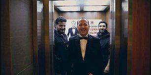 """Asansör Şakası """"Tolga Çevik ile Konuşmak Yasaktır!"""""""