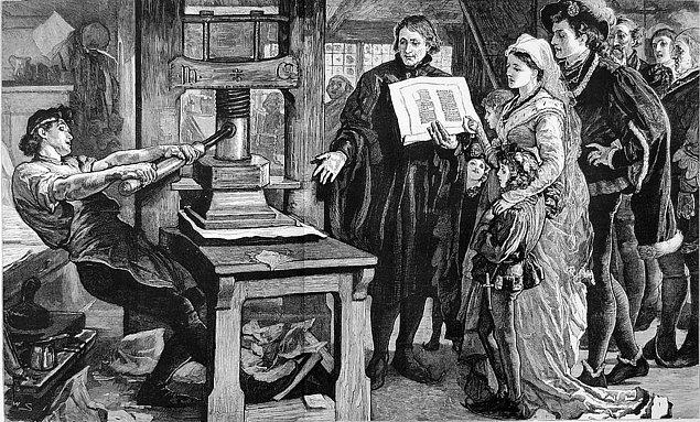 Esasında Osmanlı matbaa teknolojisini ilk defa İbrahim Müteferrika'nın teşebbüsleriyle görmemişti.