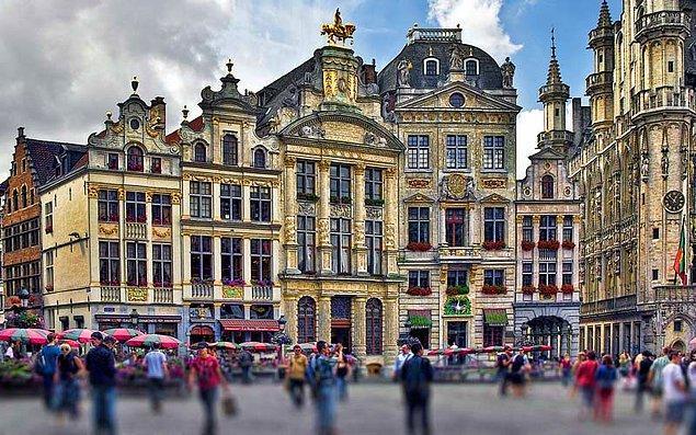Belçika - 1532 Euro