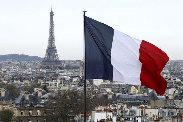 Fransa - 1480 Euro