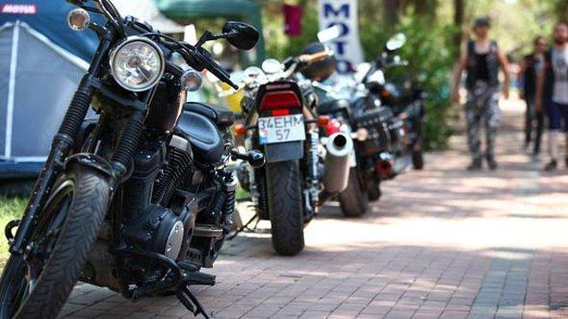6. sınıf motosikletler için 2017 tarifesi uygulanmaya devam edecek.