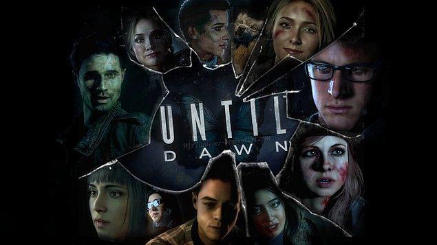 Until Dawn - PlayStation
