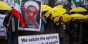 Can Kaybı Yükseliyor: İran Protestolarından Objektiflere Yansıyan 11 Kare