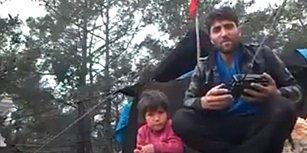 Yörük Hasan'dan İçinizi Isıtacak Bir Konuşma: 'Aç Yatarız, Açıkta Yatarız Ama Bayraksız Yaşayamayız'