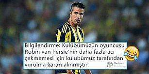 Yaşıyor Bu Hayatı! Van Persie'nin Fenerbahçe'deki Hayatına İmrenmekten Tırnaklarımızı Kemirdik